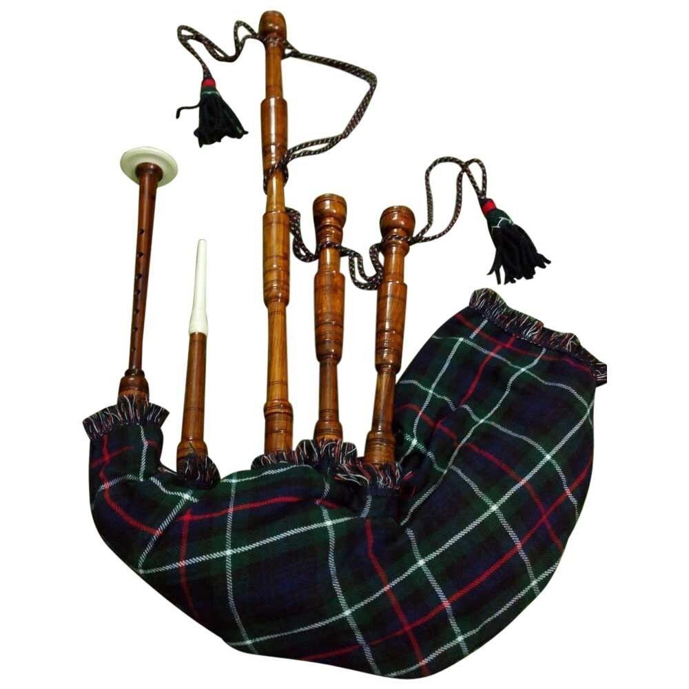 T C Gaita Escocesa De De De Palo De rosado Natural finish highland bagpipe dudelsack gaita  ahorrar en el despacho