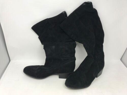 Black Ellis Boots 19T Womens Merona 096 15 1900