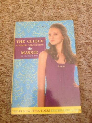 1 of 1 - LISI HARRISON, THE CLIQUE SUMMER COLLECTION. MASSIE