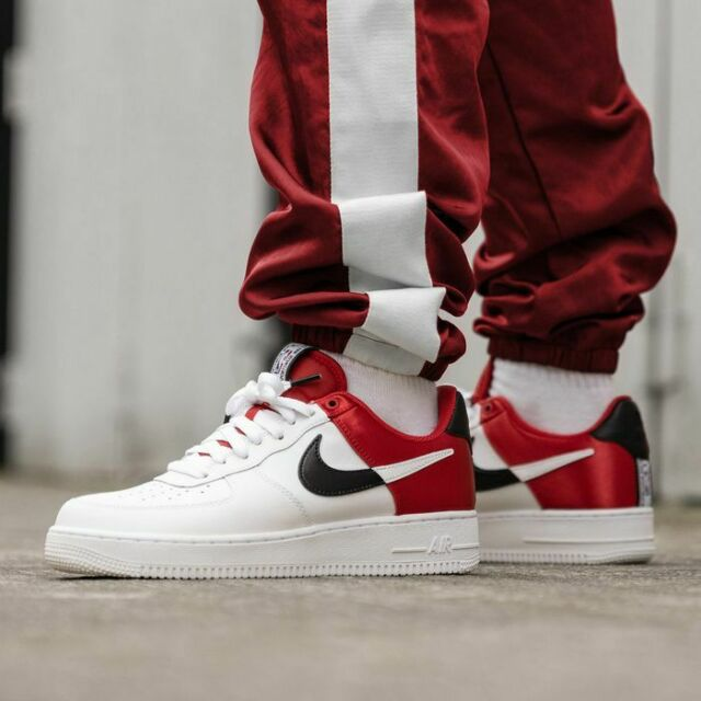 nike air force basse marroni