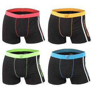 4er-Pack-Herren-Boxershorts-Remixx-schwarz-Modell-009-exclusive-von-Lavazio