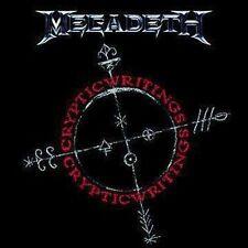 Megadeth - Cryptic Writings [Bonus Tracks] [Remaster]  (CD, Jul-2004, Capitol)