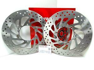BREMBO 68B407E5 CP DISCHI FRENO ANTERIORI MALAGUTI 500 SPIDERMAX RS 2010 2011