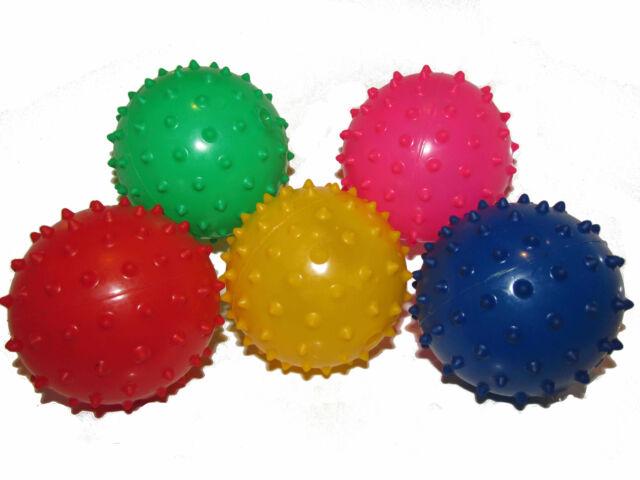 12x Noppenbälle Noppenball Mitgebsel Kindergeburtstag Spielzeug Noppen Ball