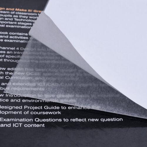 Transparent Adhesive Acoustic Guitar Pickguard Scratch Plate Soft Sheets 18*46cm