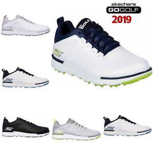 Skechers-2019-Go-Golf-Elite-V-3-Spikeless-Leather-Waterproof-Golf-Shoes