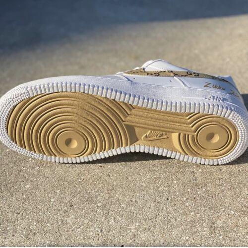 Nike Air Force 1 Custom Sz 10.5 - image 1