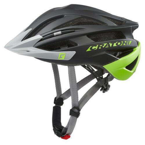 2020 Allround Fahrradhelm mit Visier MTB Cratoni Mountainbikehelm Agravic Mod