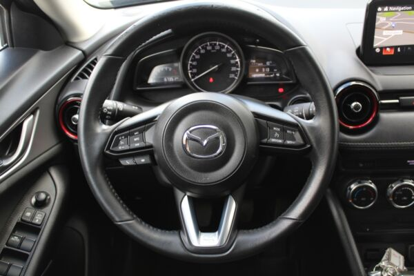 Mazda CX-3 2,0 Sky-G 120 Vision billede 10