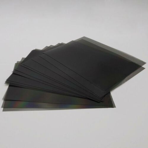 """1,2,5,10pc 8.9/"""" inch 45 degree Polarizer Film for LCD Screen PC monitor #CPB4"""