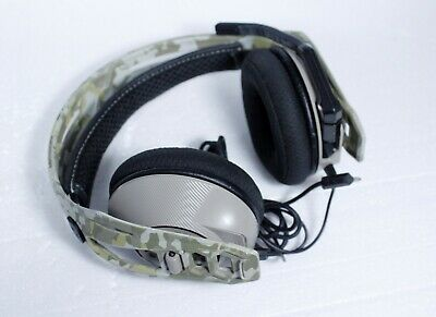 Plantronics RIG 500 Pro Gaming Headset Over Ear Wired 3.5mm Camo PS4 Xbox | eBay