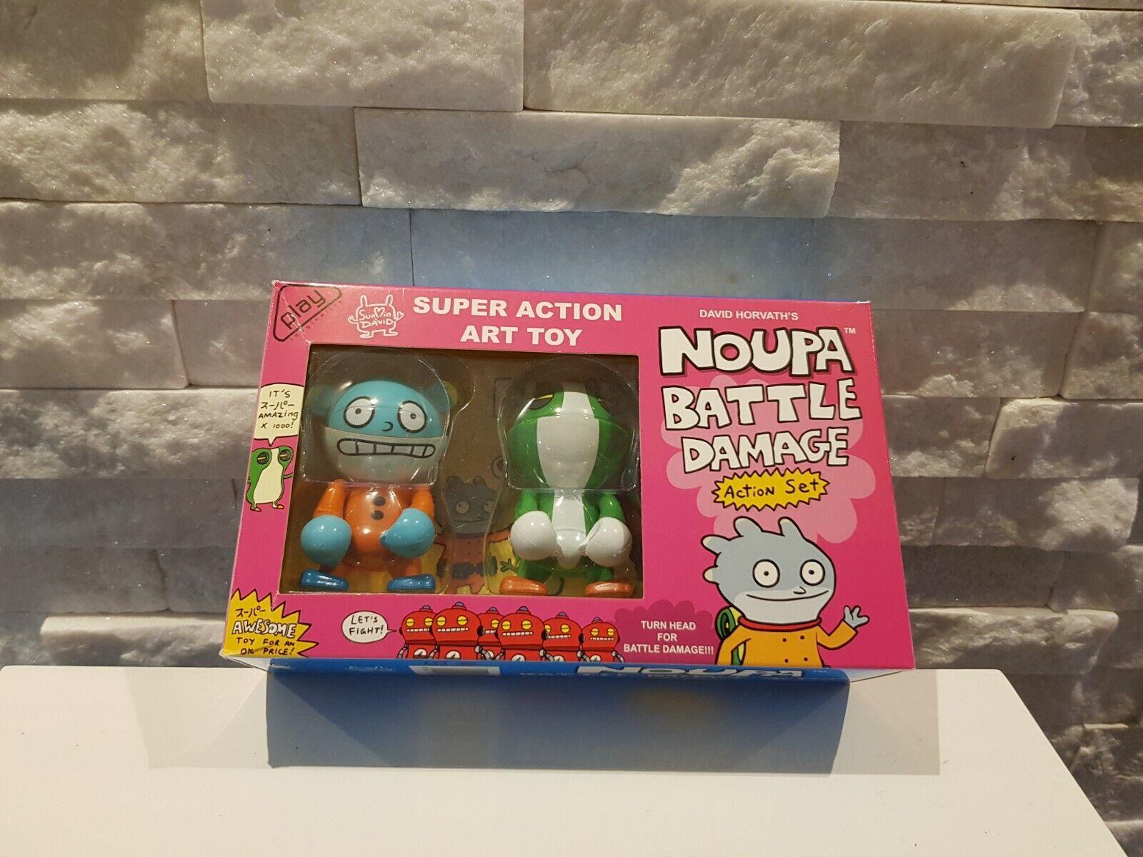Play  Imaginative Noupa Battle Damage azione Trexi Set  David Horvath  per il tuo stile di gioco ai prezzi più bassi