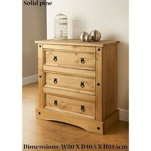 Charming Image Is Loading New Rio 3 Drawer Chest Besides Bedroom Solid