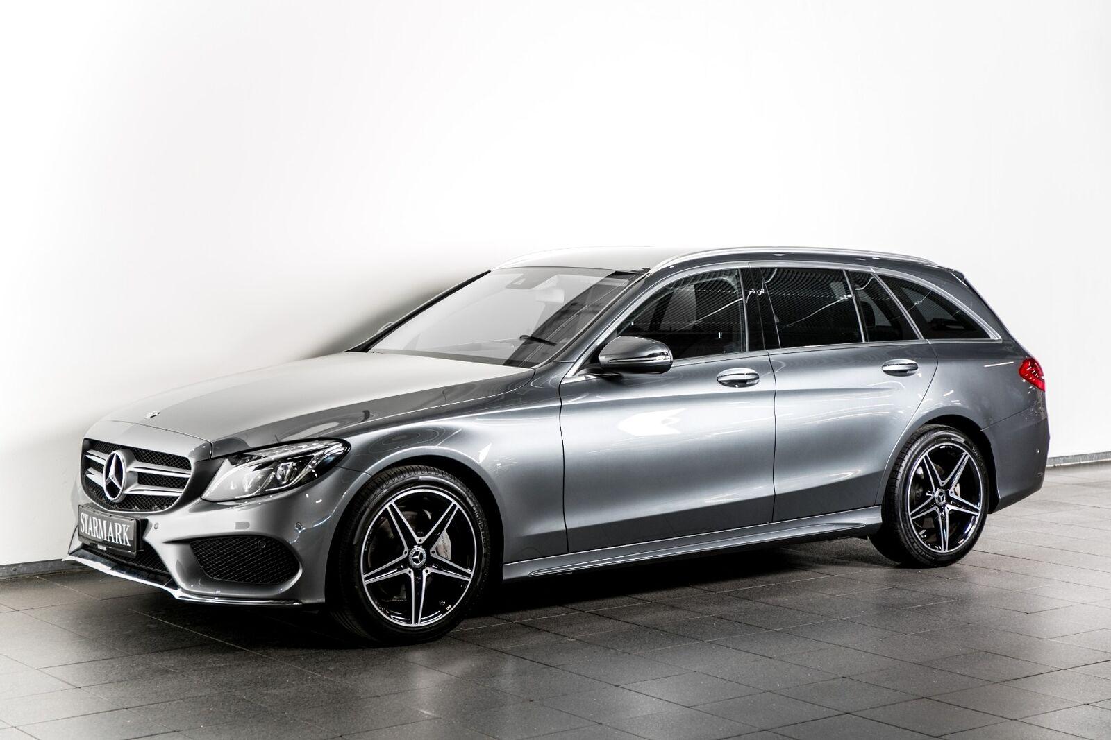 Mercedes C200 2,0 Edition C stc. aut. 5d - 419.900 kr.