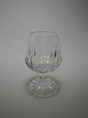 neuwertig Treveris Bierglas 175 mm Höhe Kristallglas