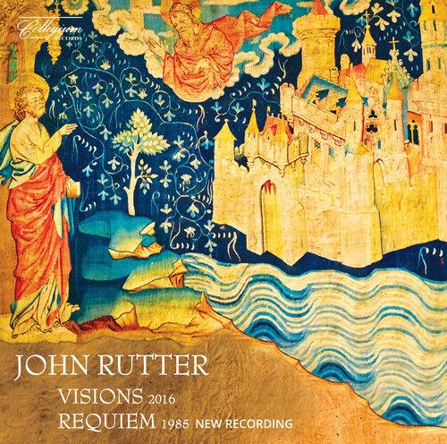 Kerson Leong - John Rutter: Visions - Requiem [New CD]