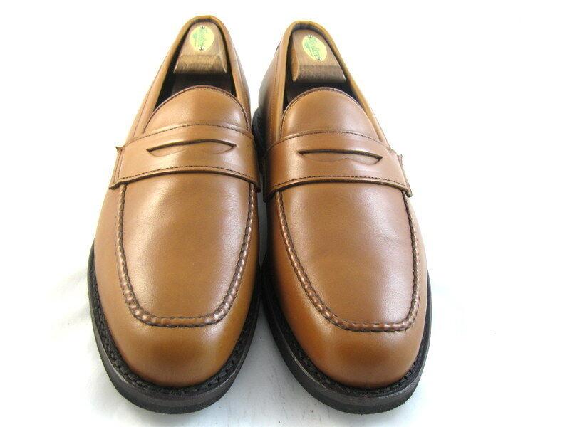 migliore vendita NEW  Allen Allen Allen Edmonds  SFO  Loafers 10.5 D-Right E-Left Walnut   (559)  protezione post-vendita