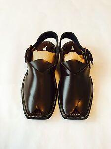 Marron Détails Sur Le Désert Islam En Nouvelle Afficher Titre Sandales Authentique Afghan Robe D'origine Chaussures Arabe Homme Cuir lK1J3cuFT