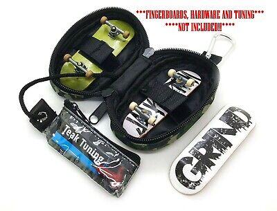 **USA SELLER** GRiND FINGERBOARDS TRAVEL BAG Fingerboard Storage Carry Case GFB