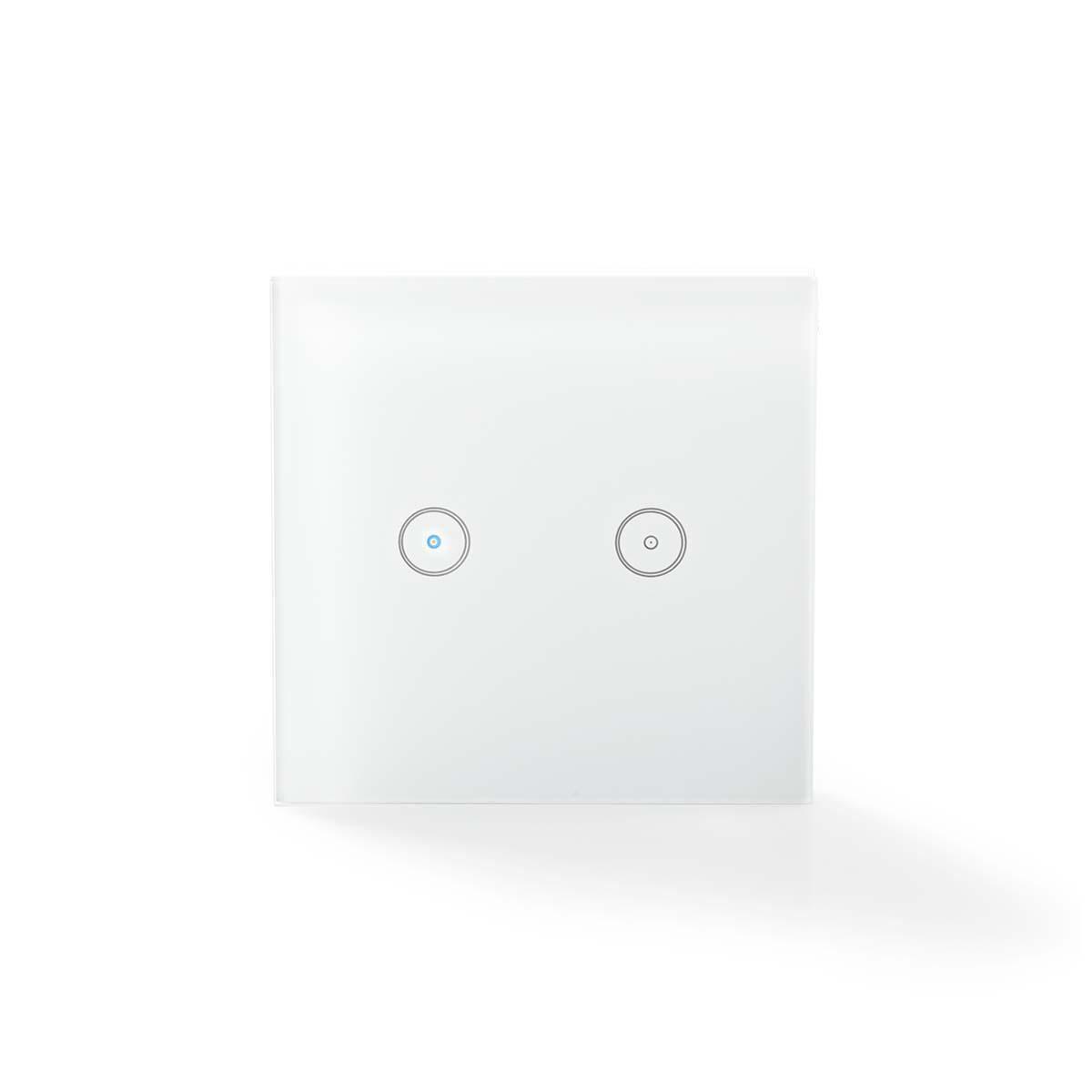 Nedis WIFI SMART LIGHT SWITCH Dual Dual Dual wifiws 20WT 404853