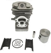 Cylinder Head Liner Pot & Piston Fits HUSQVARNA 236, 240, 240E Chainsaw