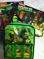 Tmnt Teenage Mutant Ninja Turtles 15 Pc Gift Set Lip Balm Bath Preteen Gift Idea