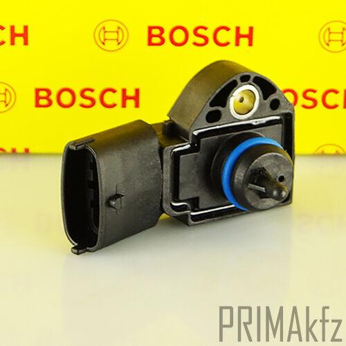 Bosch 0 261 230 236 Sensore Pressione Del Carburante Volvo C30 S40 II V50 2.4