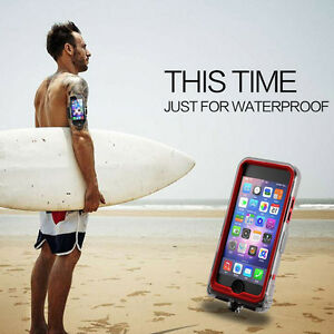 Waterproof-Phone-Case-Full-Body-Arm-Band-Underwater-Diving-For-iPhone-6-7-8-Plus