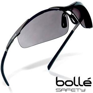 600bf2edff85c5 Lunettes de soleil Bollé Safety protection Contour Métal verres ...
