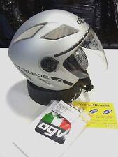 CASCO AGV BLADE AIR NET SILVER L MOTORCYCLE HELMET HELM CASQUE AGV