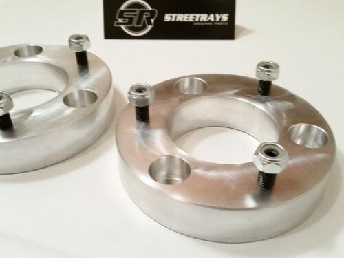 "StreetRays CNC Billet 2/"" Front Leveling Spacer Lift Kit for 04-17 Nissan Titan"