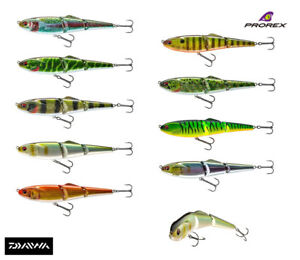 0aa9d30929a New Daiwa Prorex Joint Bait Lures 100 / 150 / 200 - All Models ...