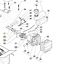 Mountfield WBE140 Carburettor Gasket Fits HP454 S481 HP 118550929//0 Genuine