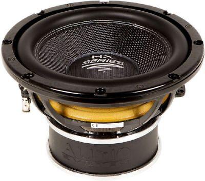 Audio System Hx 10 Sq 250 Mm High End Subwoofer Een Compleet Scala Aan Specificaties