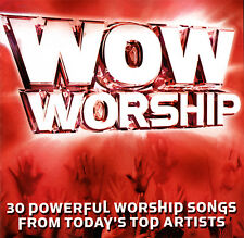 Various Artists - Wow Worship (Red)  [2CD] 2004 Word | EMI  ** MINT **