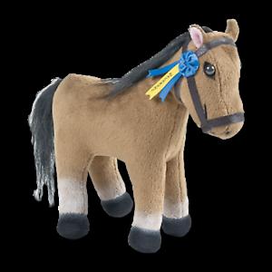 White-House-Exclusive-Horse-Macaroni-Kennedy-JFK-Plush-Toy-Figure-Rare