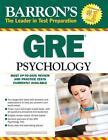 Barron's GRE Psychology von Laura Freberg, Edward Palmer und Sharon L. Thompson-Schill (2015, Taschenbuch)