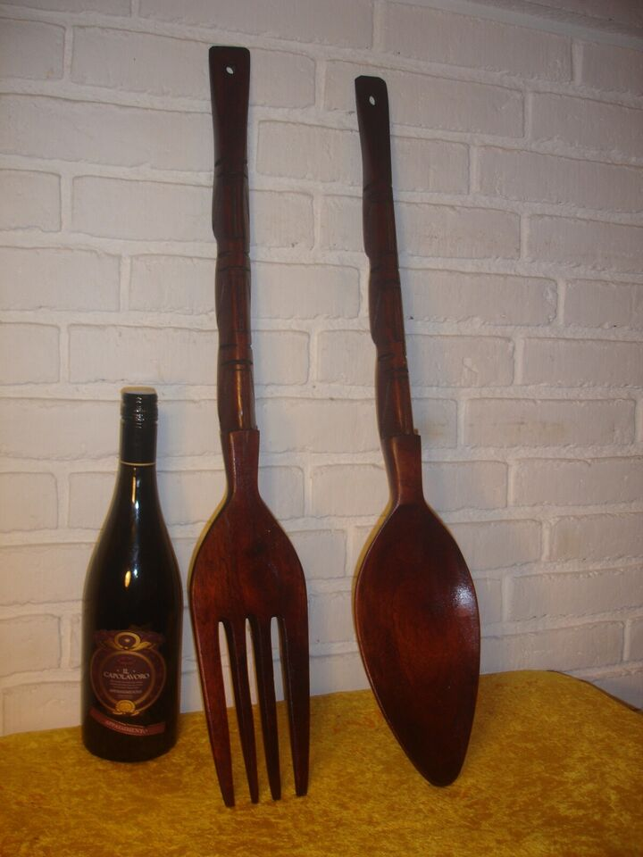 Ske og gaffel