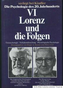Die Psychologie des 20. Jahrhunderts  - Band VI - Lorenz und die Folgen