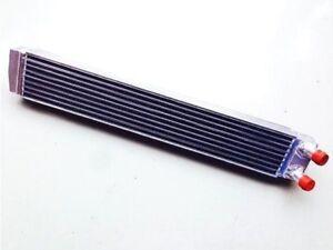 GTM-Aluminium-Zusatzkuehler-Wasserkuehler-Aux-Radiator-Audi-200-20V-Turbo-3B-RR