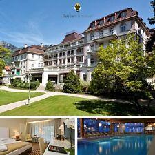 3 Tage Kurzurlaub 4★ Wyndham Hotel Bad Reichenhall Brechtesgadener Land Wellness