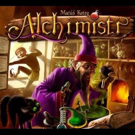 Alchemisten Spiel aus Tabelle Cranio Creations Neu Italiano Italiano Italiano e8473c