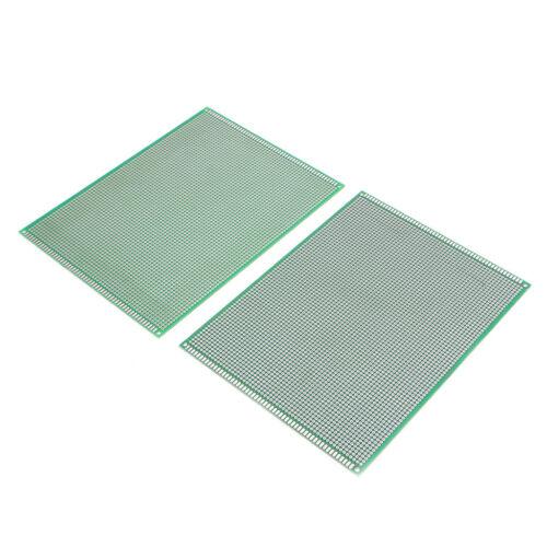 15x20cm Single//Double Side Prototype PCB Tinned Universal FR4 Experimental Board