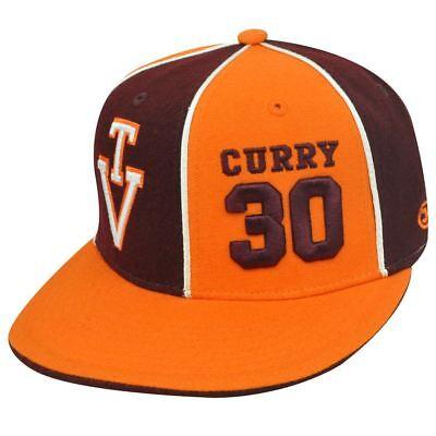 Weitere Ballsportarten Unparteiisch Ncaa Virginia Tech Dell Curry 30 Passende 7 1/8 Hut Baseball & Softball