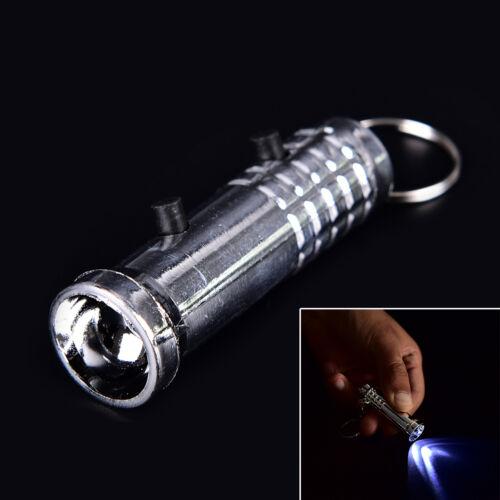 Dual-use UV Ultra Violet LED Flashlight Blacklight Light InspectionLamp Torch WS