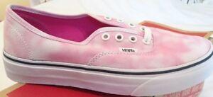 Zapatillas 6 Ladies Dye Skateshoe Uk Bnib de Rose Violet Authentic Tie deporte Vans ATOcyvgaS0
