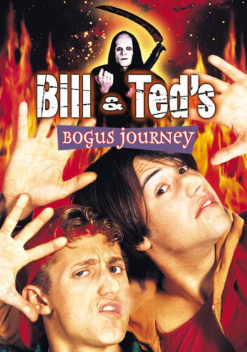 A3 BILL AND TED/'S EXCELLENT ADVENTURE MOVIE Cinema wall Home Posters #21