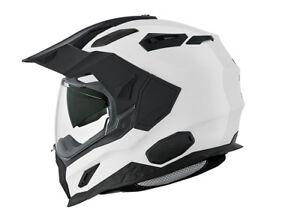 Nexx-XD1-Adult-Motocross-Helmet-Motorbike-Motorcycle-Off-Road-MX-Arctic-White
