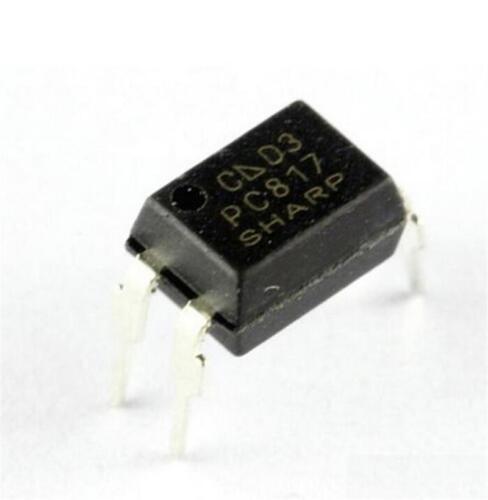 10 stücke PC817 PC817C EL817 817 Optokoppler SHARP DIP-4 Neue Hohe Qualität ZP