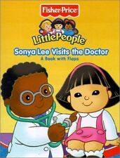 Fisher Price LIttle People Sonya Lee Visits the Do